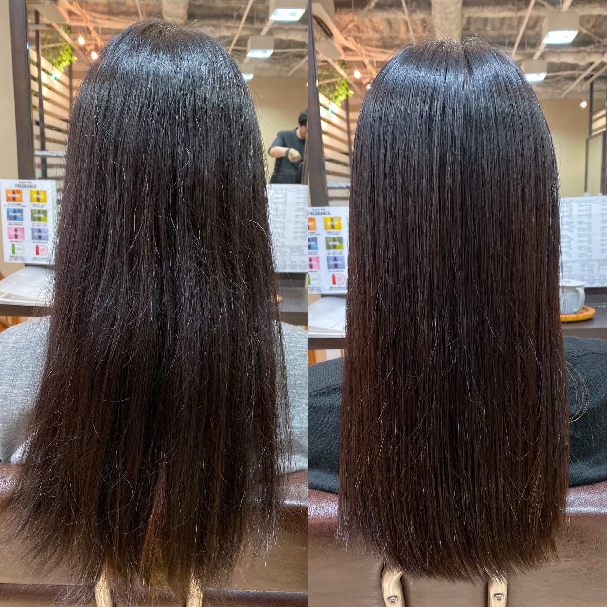 髪質改善トリートメントってなんじゃらほい?